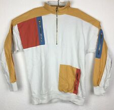 Adidas Real Vintage Pullover Made in West Germany 70s 80s Gr. 52/L