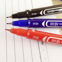 Double Ended Multifunction Permanent Art Drawing Markers Highlighter Pen