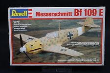 XP120 REVELL 1/72 maquette avion 4149 Messerschmitt Bf 109E année 1984