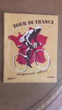 CATALOGUE PROGRAMME TOUR DE FRANCE 1949