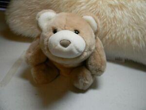 "Gund Snuffles 2156 Beige Light Brown Tan 9"" Plush Teddy Bear"