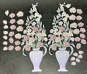 Carnation Crafts Vibrance Die Cuts Vernal  Blooms Collection (aitumn Colour Way)