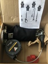 New listing Miller TurboLite Extreme Sharp Edge 1 with Steel Snap Hook Mflec-3/6Ft