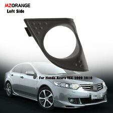 Bumper Fog Light Driving Cover Bezel For Honda Acura TSX 2009 2010 Left / Driver