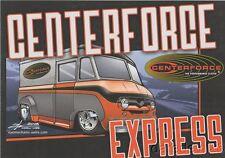 "2016 ""Centerforce Express"" '60 Ford P300 Van SEMA Show Promo info card"