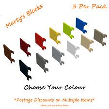 Lego Flag, 2 x 2, Square, 2335, Choose Your Colour, Qty 3
