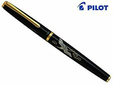 PILOT fountain pen Makie crane fine FD-2MP-T-F Japan Import