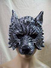Big Bad Wolf Costume Mask Dog Jackal Red Riding Hood Little Piggy Nursery Rhyme