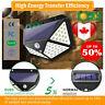 HOT 100LED Solar Power Light PIR Motion Sensor Security Outdoor Garden Wall Lamp