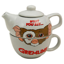 Official Gremlins Gizmo Classic Retro Novelty Coffee Tea Mug Teapot Set