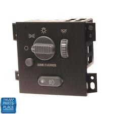 1998-2004 Chevrolet S10 / GMC Sonoma Headlamp Switch - # D1530G
