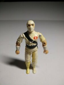 Original Vintage 1984 Hasbro GI Joe STORM SHADOW Cobra NINJA Action Figure ARAH