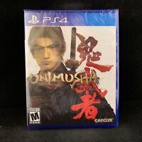 Onimusha Warlords (PS4 / PlayStation 4) BRAND NEW / Region Free