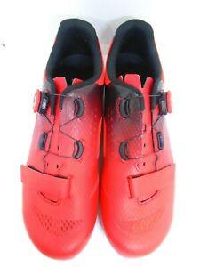 Northwave Storm Carbon Road Shoes Size - EU 45 RED/BLACK ~