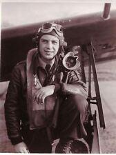 "8 x 10 WWII Photo of ""Hub"" Zemke - Aviation Art and Gifts"