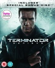 Terminator: Genisys [Blu-ray 2-Disc] [2015] New Sealed