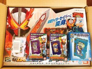 Kamen Rider Saber DX SEIKEN SOWDRIVER HIDEN SG01 Wonder Ride Book  SP Set