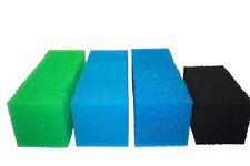 Set of Compatible Aquarium Filter Sponge for Juwel Compact / Bioflow 3.0
