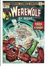 Werewolf By Night #22 VF-NM Marvel Bronze Age Marvel Value Stamp Intact