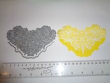 Tattered Lace - Ornate Large Heart die cutter ***Craft Clear Out***