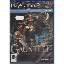 Gauntlet Seven Sorrows Videogioco Playstation 2 PS2 Sigillato 5037930072666