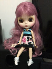 """12"""" Neo Blythe Doll Matte Face from Factory Joint Body Nude Doll JSW73010-3"""