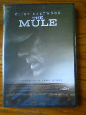 The Mule DVD Clint Eastwood NEW