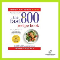 The Fast 800 Recipe Book: Australian and New Zealand edition (Paperback)