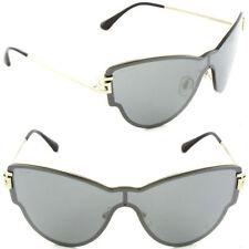 4f64ad0bd0d Versace Cat Eye Metal Frame Sunglasses for Women