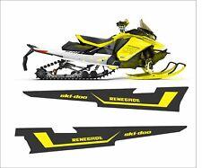 Ski Doo Rev Gen g 4 X Summit Renegade Mxz Tnt 850 E tunnel kit 129 137 154 yell