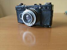 Contax without serial n° prototype ?, Retina Xenon lens [Leica, Voigtlander]