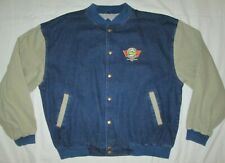 TCI TOTAL COST INVOLVED Street Rod Parts Official Denim Jacket by LA LOVING - XL