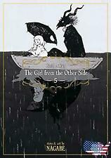The Girl From The Other Side: Siil A Rn Vol. 5 Nagabe Good