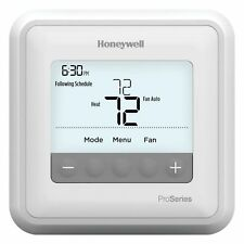 HONEYWELL HORIZONTAL T4PRO PROGRAMMABLE THERMOSTAT TH4110U2005 FREE S&H TESTED