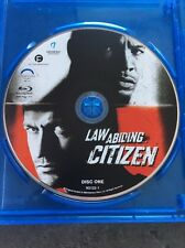 Law Abiding Citizen (Blu Ray, 2009) 1 Disc Only Free Shipping