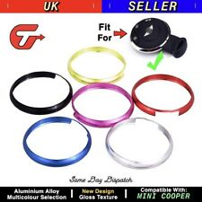 Mini Cooper Aluminium Alloy Key Ring For BMW Mini Cooper Trinket Ring Protection