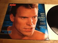 "STING ""MOON OVER BOURBON STREET/THE BALLAD OF MAC THE KNIFE/FORTRESS AROUND YOUR"