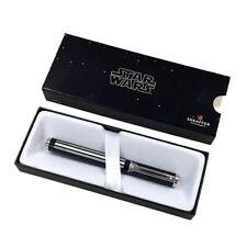 Star Wars Darth Vader Fountain Pen Sheaffer Stainless Steel Medium BNIB New
