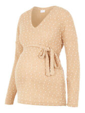 Mamalicious Maternity Sweater Knit Jumper Dotty Pregnancy  UK SELLER
