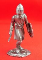 France Knight 13th century Awesome Tin Figurine Soldier Toy scale 1:32 54mm