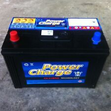 CAR BATTERY N70ZZ POWER CHARGE 700CCA CARS TRUCKS BATTERYS FORKLIFT NEW