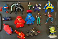 Marvel And DC Toy Action Figures Lot Rare