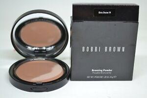 Bobbi Brown Bronzing Powder BNIB 0.28oz./8g ~14 Elvis Duran~