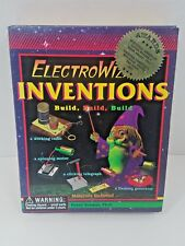 Electro Wizard Inventions by Penny Norman BRAND NEW IN BOX
