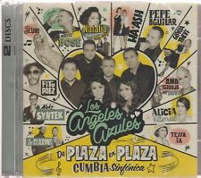 Los Angeles Azules CD DVD Plaza En Plaza CUMBIA SINFONICA NUEVO* NOW SHIPPING !
