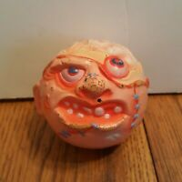 Vintage 1985 TCFC Madballs Series 1 Crack Head Crackhead Ball Toy