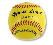 "Baseball / Teeball / Softball ""Soft"", 112 g, neu"