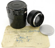 1965! KMZ JUPITER-8 Russian Soviet USSR Optical Part - Lens Block Only