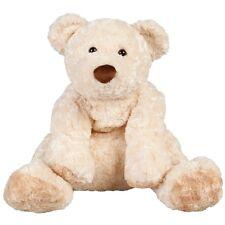 PLUSH SOFT TOY MINKPLUSH Marshmallow Cream Bear - 85cm - Teddy Lazybones