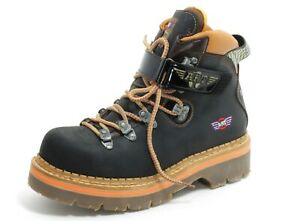 248 Schnürschuhe Leder Trekking Personal Boots Stahlkappe The Art lll Company 41